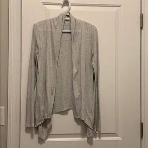 Mint condition light weight open cardigan.
